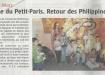 Newspaper Télégramme, Brest - September 16, 2014