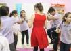 Fight Scene choreograph workshop in Jericho