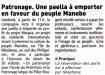 Newspaper Télégramme - January 2014